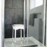 Aluminium Rotating Bath/Shower Stool