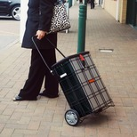 'Escort' Shop-a-Seat Trolley