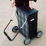 Liberator 'Shop-A-Seat' Trolley
