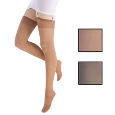 20 Denier Run Resist Stockings (Pack of 3 Pairs)