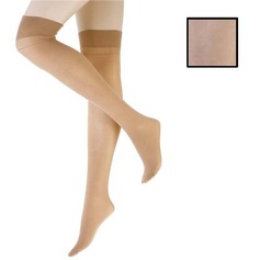 30 Denier Plain Knit Stockings (Pack of 3 Pairs)