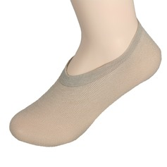 Sockettes, Natural (Pack of 6)