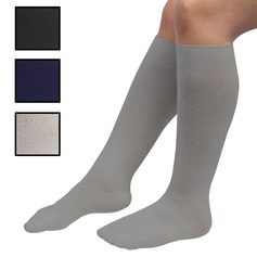 Cotton-Rich Knee High Socks (Pack of 3 Pairs)
