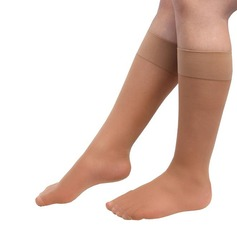 Nylon Graduated Compression Socks (Pack of 3 Pairs)