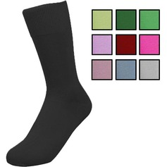 Women's Loose Top Bamboo Socks (Pack of 3 Pairs)