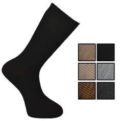 Men's Thermal Loose Top Socks