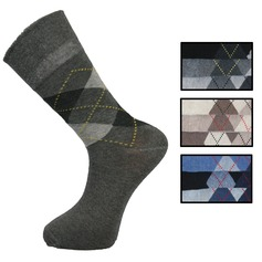 Men's Gentle Grip Loose Top Socks