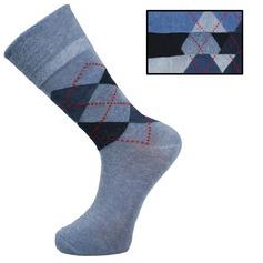 Men's Gentle Grip Loose Top Socks