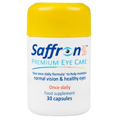 Saffron 2020 for Eye Health