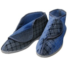 Men's Bootee Easy Fit Slippers