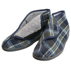 Men's Warm Lined Slippers