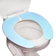 Self Adhesive Loo Cosy Toilet Seat Cover