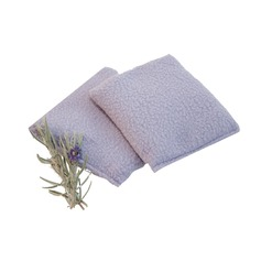 Wheat And Lavender Hand Pads
