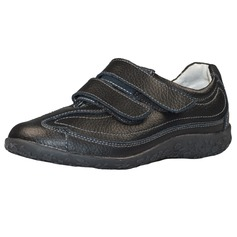 Extra Wide Touch Fastening Shoes