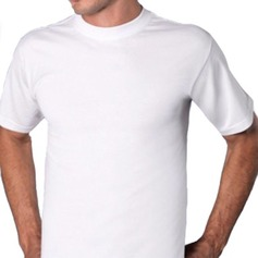 Men's Round Neck Vest (2 Garments per pack)