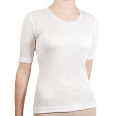 Women's Thermal Short Sleeved Top