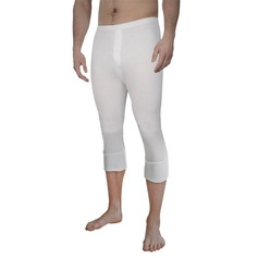 Men's Three Quarter length Thermal Long Johns
