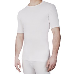Men's Short Sleeve Thermal Vest