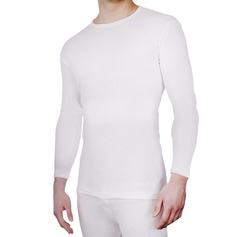 Men's Long Sleeved Thermal Vest