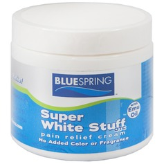 Super White Stuff OTC Pain Relief Cream with Emu Oil