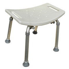 Aluminium Bath/Shower Stool