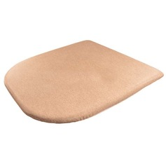 Basketweave Commode Spare Seat Cushion