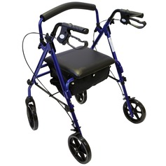 Economy Four Wheeled Rollator