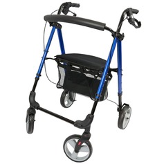 Lightweight Four Wheel Rollator