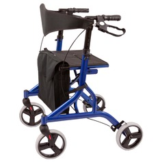 The Luxury Lightweight Rollator