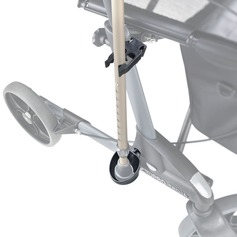 Crutch Holder for Topro Troja 2G Rollator