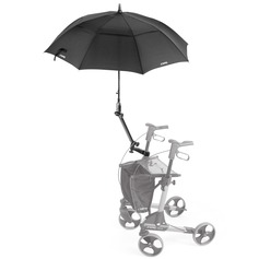 Umbrella with Attachment for Topro Troja 2G Rollator