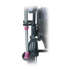Crutch Holder for Topro Olympos Rollator