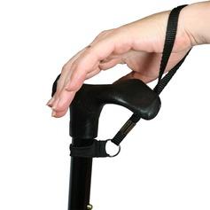 Left Handed Ergonomic Handle Lightweight Folding Stick