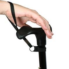 Right Handed Ergonomic Handle Lightweight Folding Stick