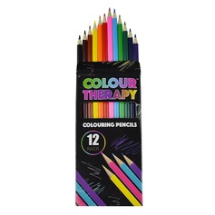 Colour Therapy Pencils (Pack of 12)