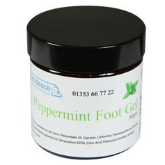Peppermint Foot Gel 60gm