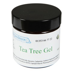 Tea Tree Gel 60gm