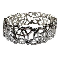 Magnetic Bracelet 'Celtic Knot'