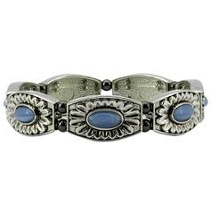 Magnetic Bracelet 'Periwinkle'