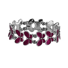 Magnetic Bracelet 'Magic Butterflies'