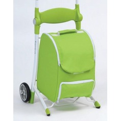 'Shop n Sit' Shopping Trolley with Seat
